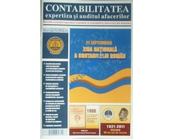 Contabilitate, Expertiza si Audit Financiar