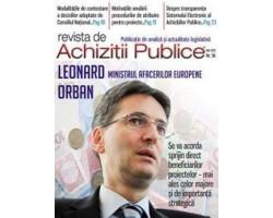 Revista de Achizitii Publice