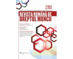 Revista Romana de Dreptul Muncii