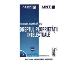 Revista de Dreptul Proprietatii Intelectuale