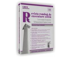 Revista Romana de Executare Silita
