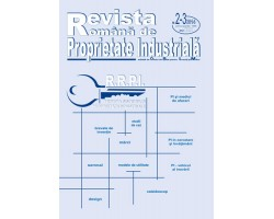 Revista Romana de Proprietate Industriala