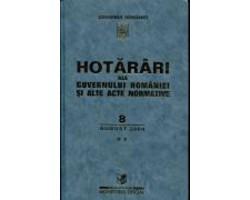 Colectia Hotarari ale Guvernului