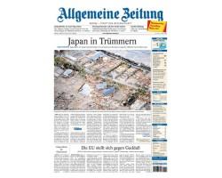 Allgemeine Deutsche Zeitung