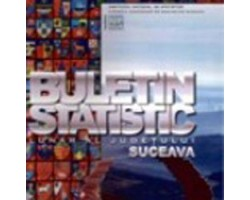 Buletin statistic lunar al judetelor (bilingv CD)