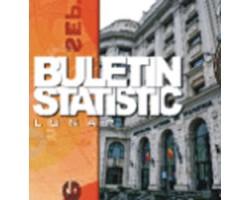 Buletin statistic de industrie (bilingv CD)