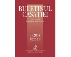 Buletinul Casatiei